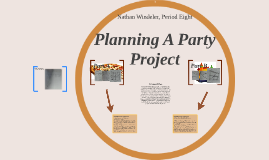 Planning A Party Project