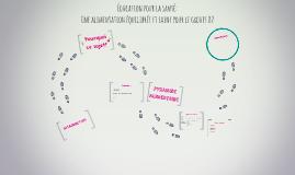 Copy of Éducation pour la santé: