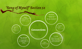 """""""Song of Myself"""" Section 52"""