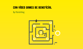 Can Video Games be beneficial?