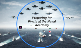 Preparing for Finals at the Naval Academy