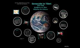 Copy of Tibet Genocide