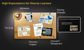 High Expectations for Diverse Learners