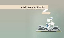 Black Beauty Book Project