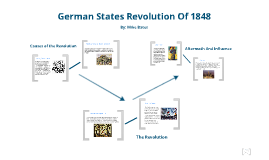 German States Revolution Of 1848
