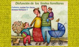 Copy of Disfuncion de  los  limites familiares