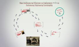 Mga Hakbang ng Pilipinas sa Pagbangon mula sa Ikalawang Digm