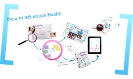 8th Grade Health Intro