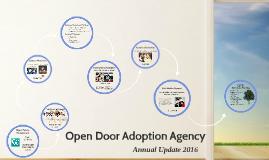 Open Door Adoption Agency