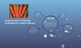 Pengaruh Wortel Terhadap Pertumbuhan Candida Albicans