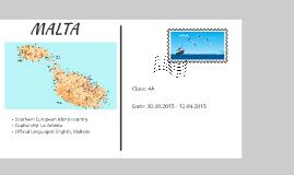 Copy of MALTA 2015