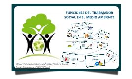 Copy of FUNCIONES DEL TRABAJADOR SOCIAL EN EL MEDIO AMBIENTE