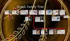 Greek Family Tree