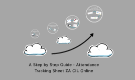 ZA CIL Online Attendance Tracking Guide