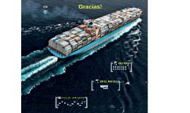 Maersk en el Mundo