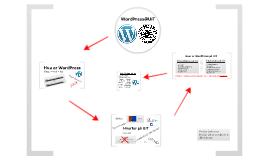 WordPress @ UiT