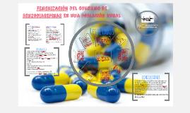 Feminización del consumo de benzodiacepinas en una población rural