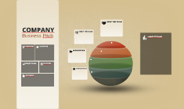 Copy of Template: Company Business Pitch