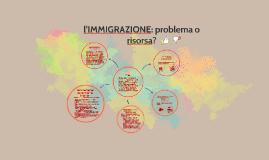 Copy of IMMIGRAZIONE