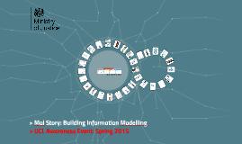 MoJ Story: Building Information Modelling