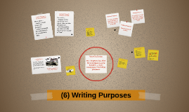 Copy of (6) Writing Purposes