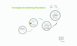 Estrategias de marketing: El producto