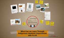 What Can we Learn From Indigenous Learners