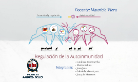Regulación Autoinmune :P