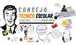 Copy of Tercera Sesión Ordinaria CTE-2016