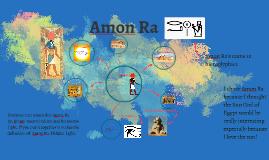 Amon Ra By Marisa Scanga