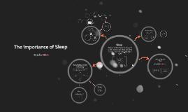 Copy of Sleep