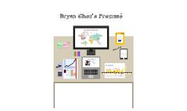 Copy of Bryan Chou's Prezume