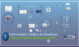 Universidad Catolica de Honduras