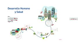Desarrollo Humano y Salud