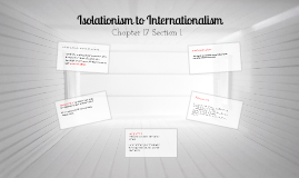 isolationism vs internationalism I hear and read so many people misusing the terms isolationism and non-interventionism so much that i just have to jump in here and do my part to try and.