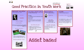 Youth Work - CYPF lecture 2