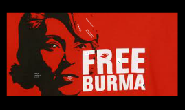 Free Burma, drink Gin in England, watch sitcoms - and create some common ground.