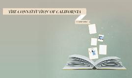 The Constitution of California