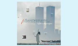 """Skyscraper"" Explication"
