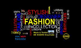 Voorlichting Mode & Textiel De Maere