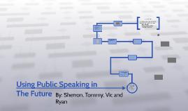 Using Public Speaking in The Future