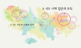 Copy of Ⅱ-02. 개인과 사회의 관계