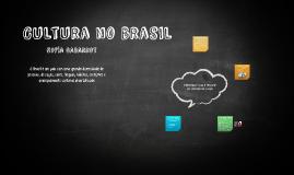 Cultura no brasil