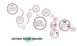 Historia Cocina Italiana