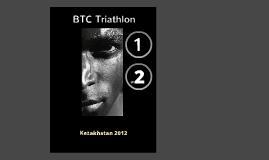 BTC Triathlon