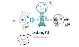Exploring PBL