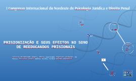 Copy of I Congresso Internacional do Nordeste de Psicologia Jurídica