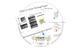 Using Google Docs for Story Writing Project
