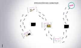 EVOLUCIÓN DEL LENGUAJE