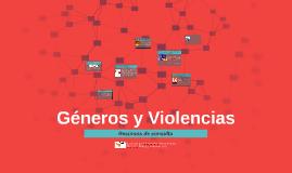 Géneros y violencias: Recursos de consulta